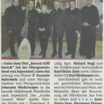 Barock-Konzert in Aspersdorf | In: Bezirksblätter Hollabrunn, S. 32, 28./29. Oktober 2015